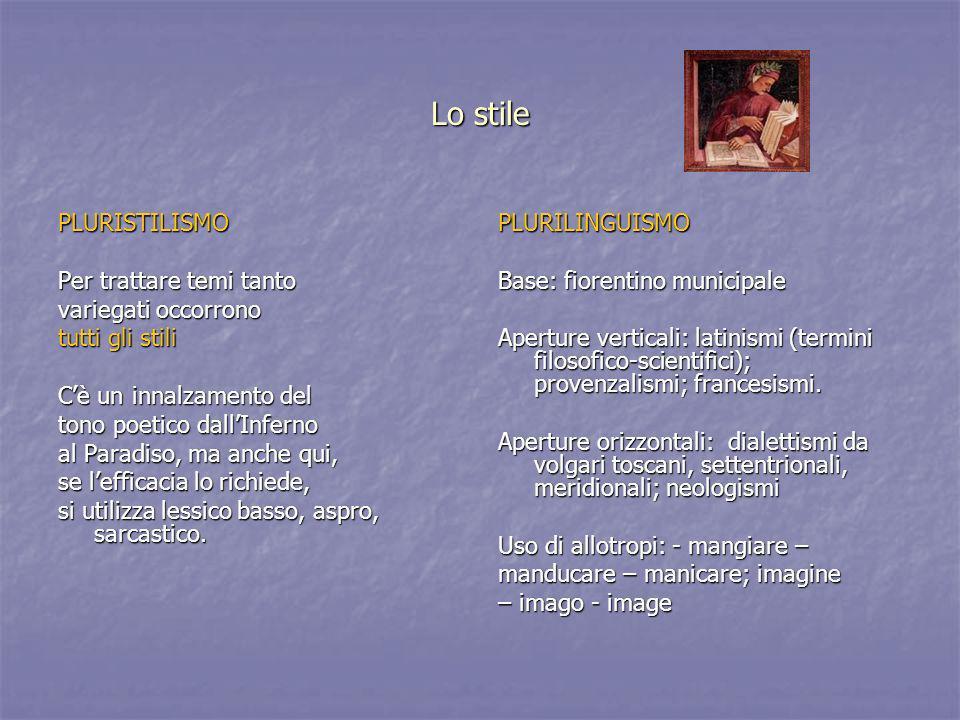 Il titolo Laggettivo divina fu Boccaccio ad attribuirlo alla commedia, nel suo Trattatello in onore di Dante Laggettivo divina fu Boccaccio ad attribuirlo alla commedia, nel suo Trattatello in onore di Dante Nel 1555 compare per la prima volta nelledizione veneziana curata da Ludovico Dolce.