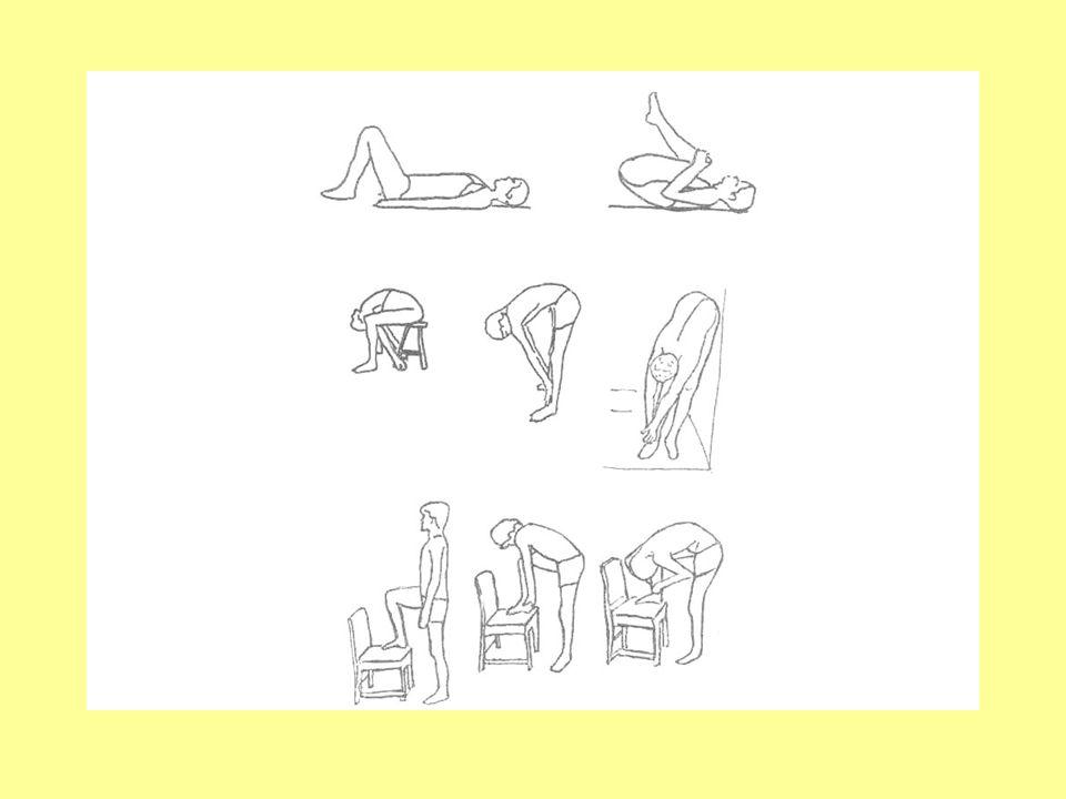 Esercizi - Metodo Mc Kenzie il programma inizia con una diagnosi meccanica con movimenti di prova e procede con tecniche diverse non solo di estensione, ma anche rotazione ed esercizi in flessione e tecniche di antideviazione