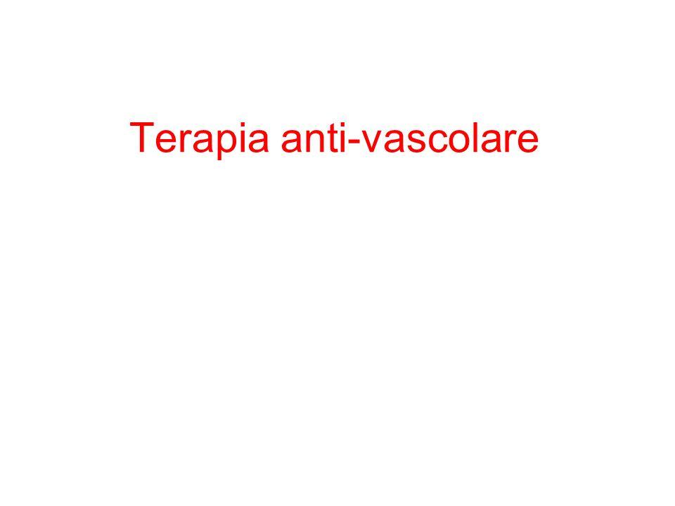 Terapia anti-vascolare