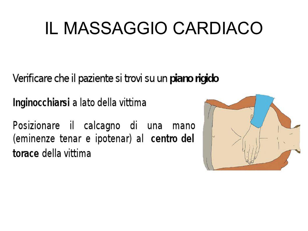 IL MASSAGGIO CARDIACO