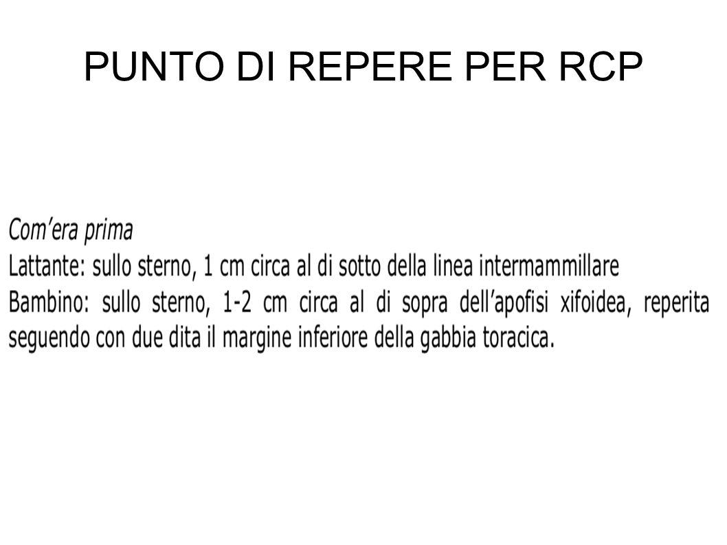 PUNTO DI REPERE PER RCP