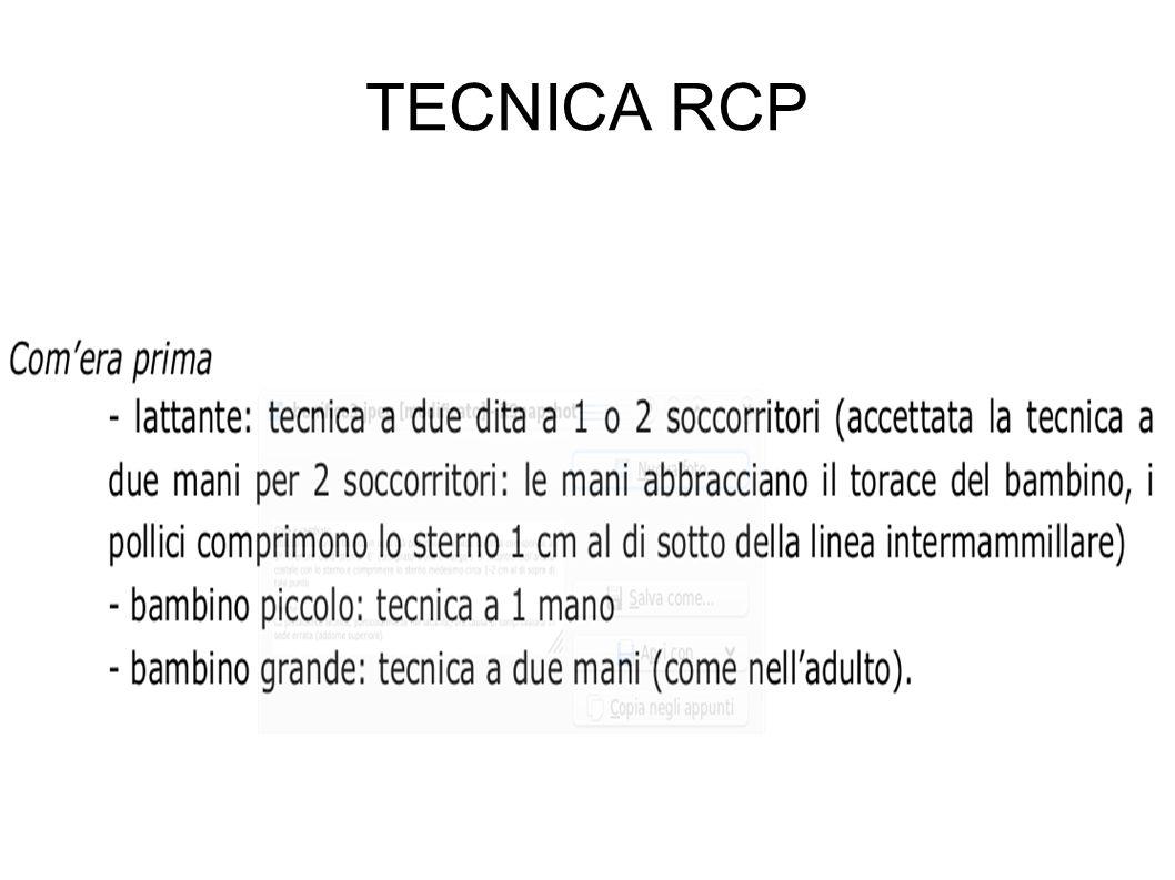TECNICA RCP
