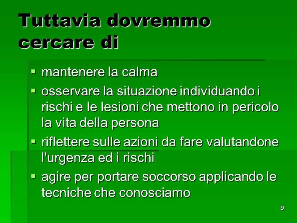 50 Definizione del PLS Laterale.Laterale.