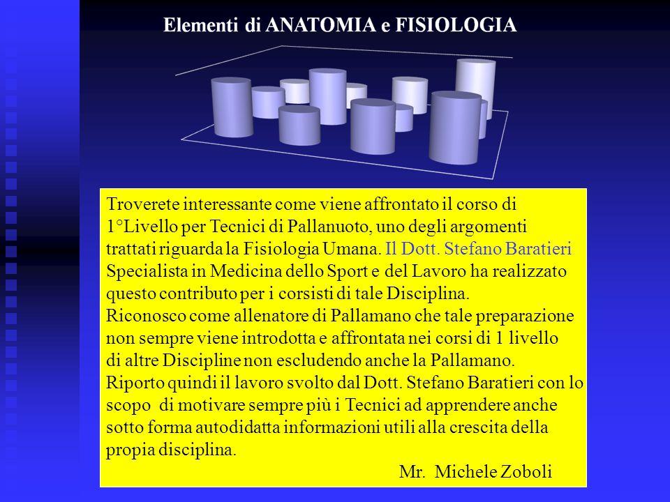 Elementi di Fisiologia