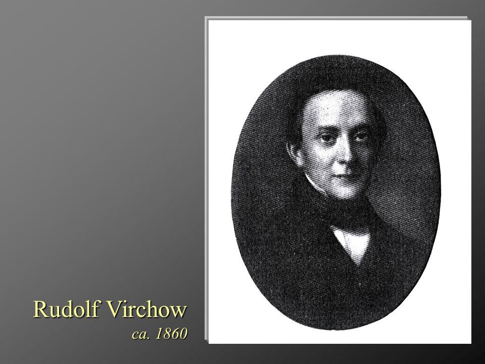Rudolf Virchow ca. 1860