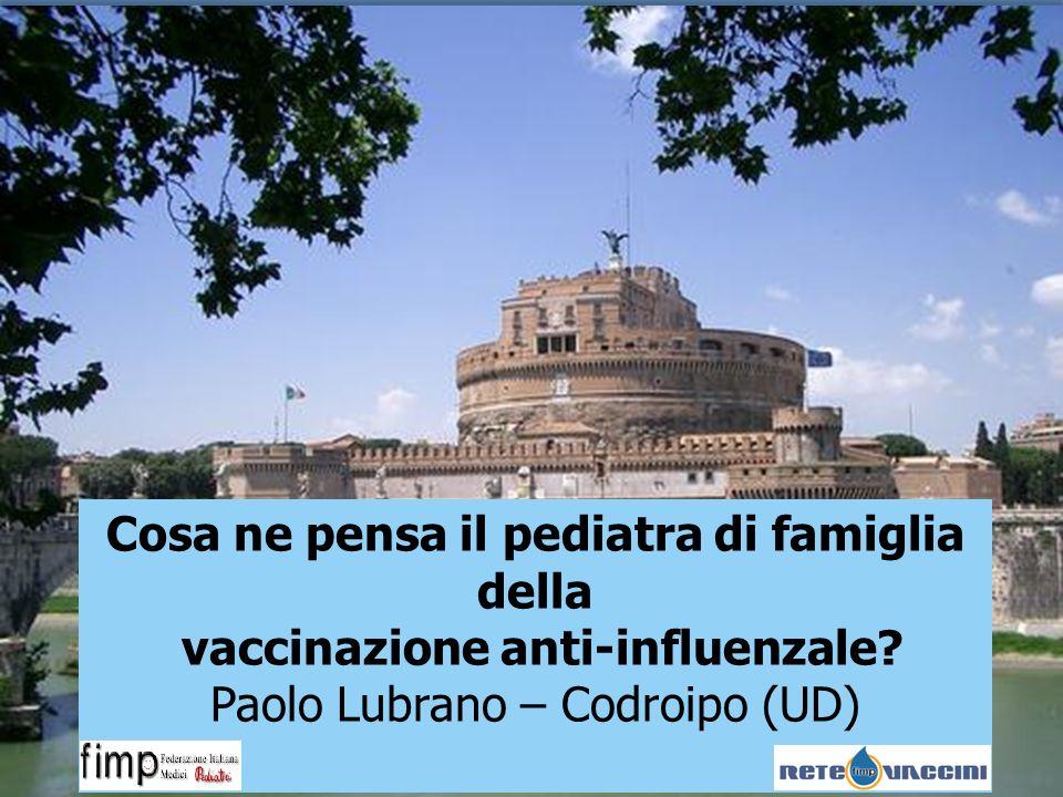 I risultati ottenuti mostrano che la vaccinazione di bambini e ragazzi appare determinante per ridurre la diffusione dellinfezione anche in altre fascie di età, con un effetto di herd immunity attribuibile allimportante ruolo che questa fascia di età ha nella diffusione dellinfluenza, come accade durante i periodi inter-pandemici ISTITUTO SUPERIORE DI SANITA SCENARI DI DIFFUSIONE E CONTROLLO DI UNA PANDEMIA INFLUENZALE IN ITALIA M.