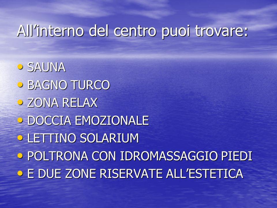 Centro bien-e di Maroni Sonia Info e prenotazioni 0586/793878 PRESENTAZIONE A CURA DI BELLINI PIETRO, CON COLLABORAZIONE DEL CENTRO BIEN-E ROSINGNANO SOLVAY
