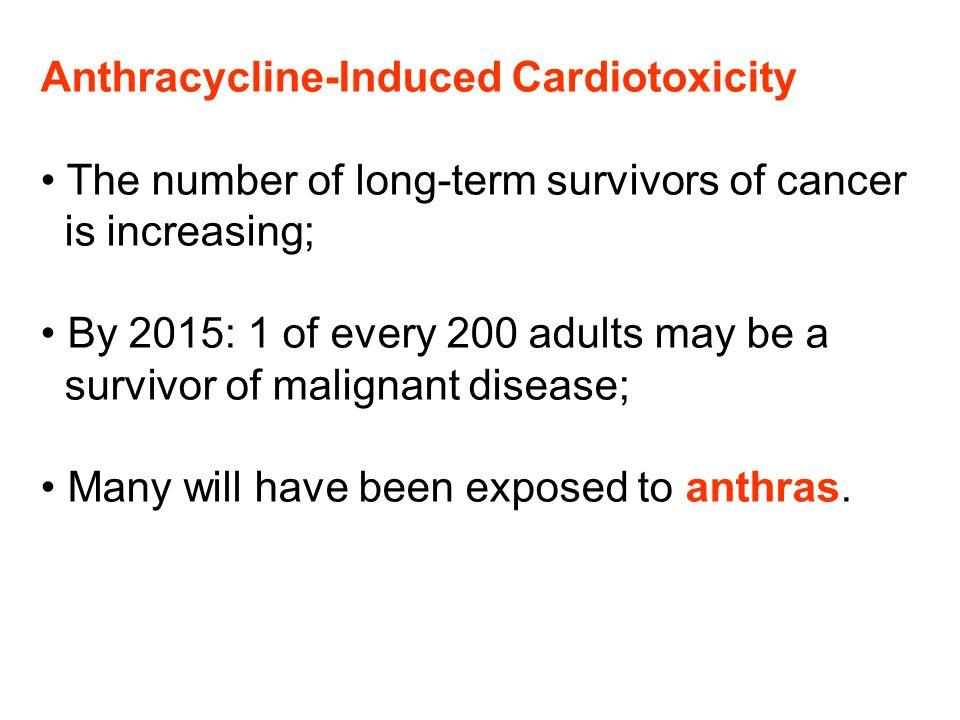 Cumulative probability of developing doxorubicin-induced chronic heart failure Barrett-Lee PJ, Ann Oncol 2009, 20: 816–827
