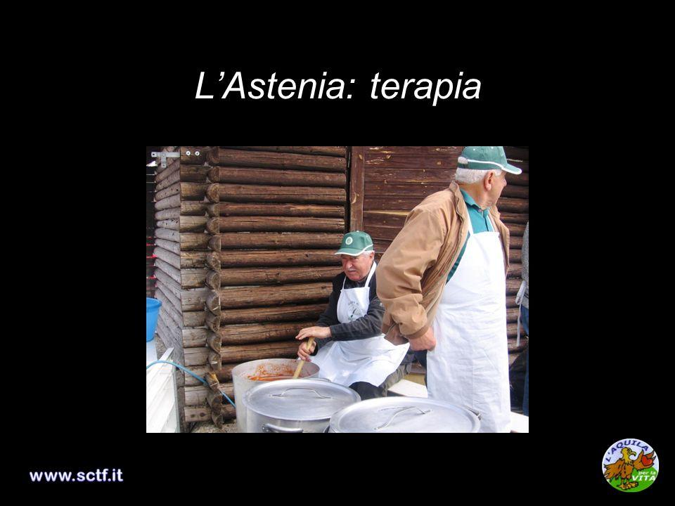 LAstenia: terapia