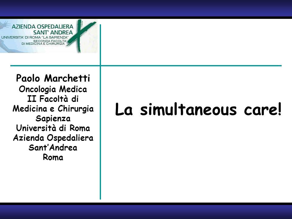 63 63 La comunicazione in oncologia. Necessità clinica o inutile complicazione assistenziale?