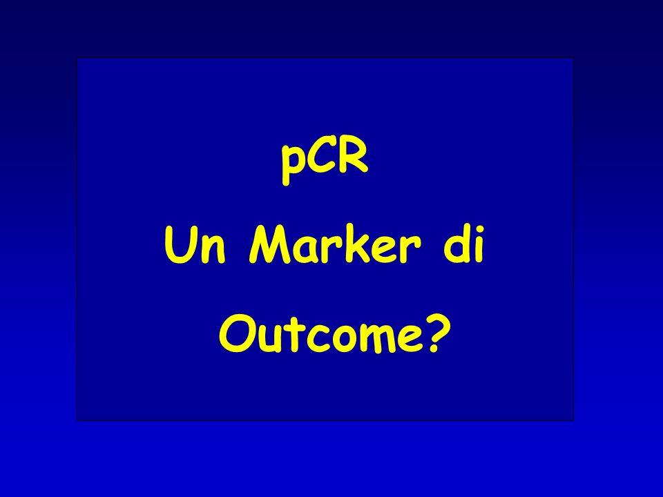 pCR Un Marker di Outcome?