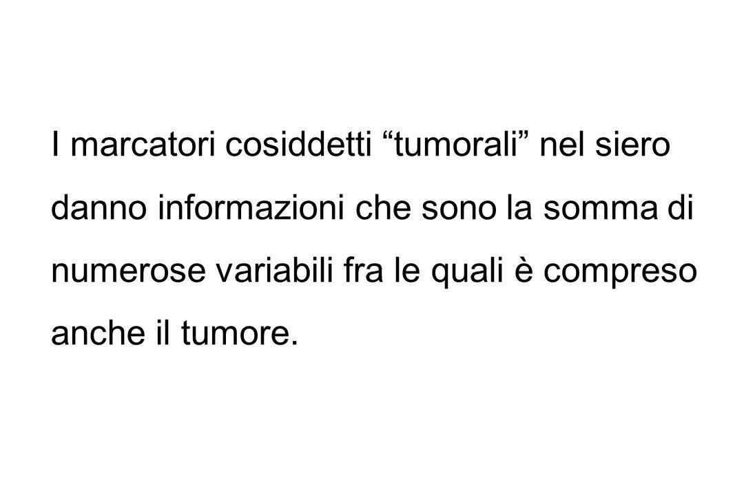 Biomarcatori in oncologia Definizione Interpretazione del referto Indicazioni alluso clinico