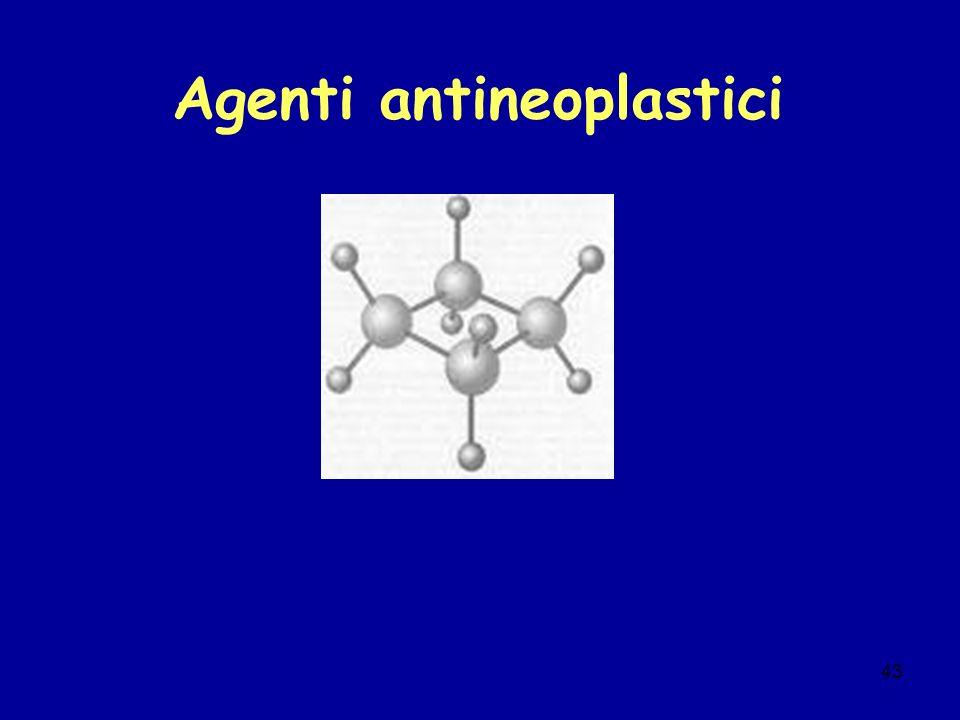 43 Agenti antineoplastici