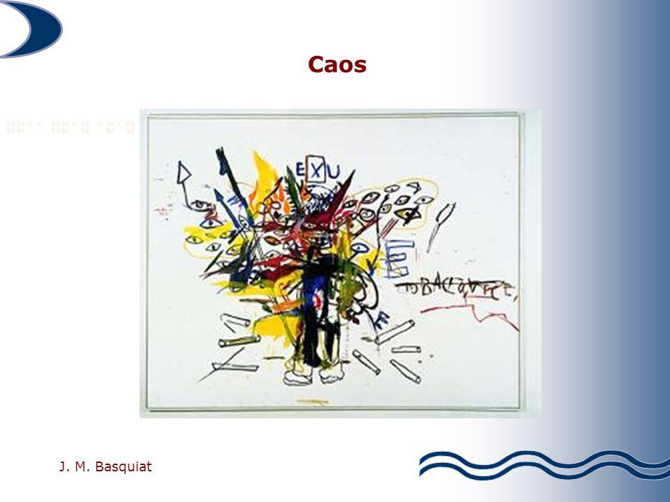 Caos J. M. Basquiat