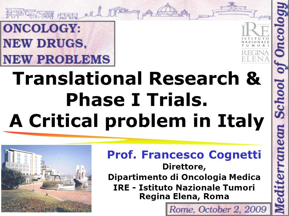 Targeting targeted agents: open issues for clinical trial design Molecularly targeted agents for the treatment of solid tumors had entered the market in the last 5 years, with a great impact upon both the scientific community and the society With a few relevant exceptions, this advantage is often small, if not negligible, in absolute terms.