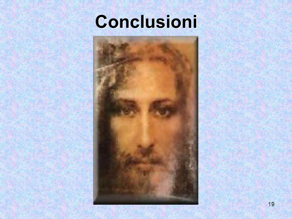 19 Conclusioni