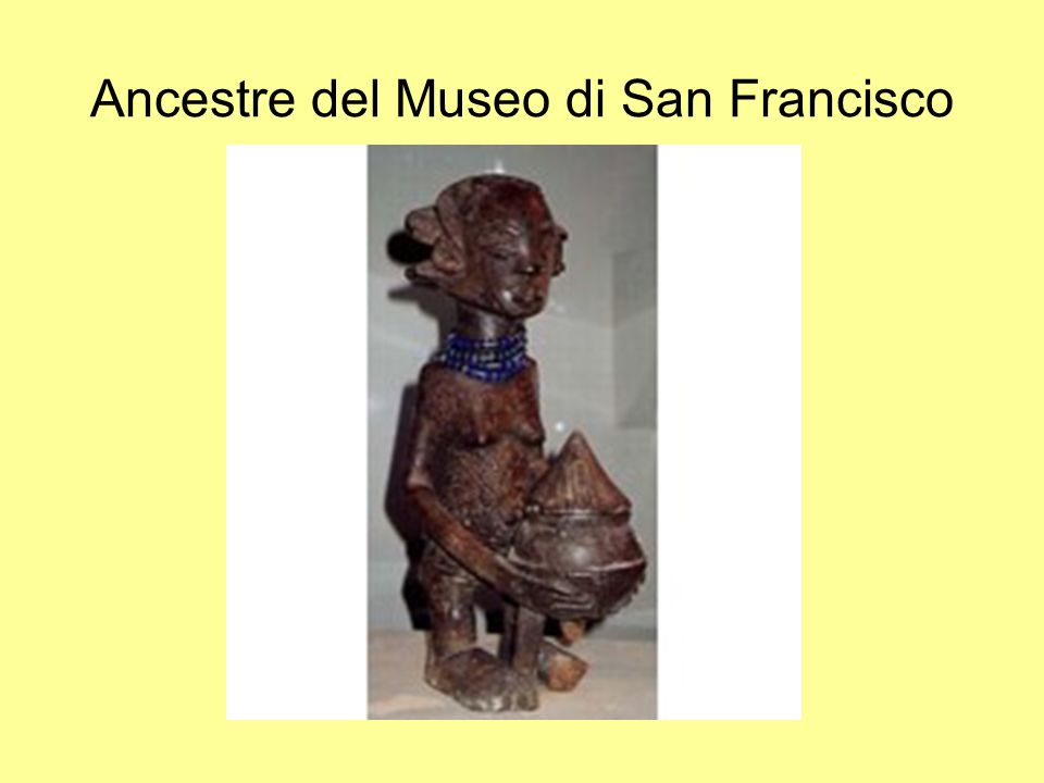 Ancestre del Museo di San Francisco