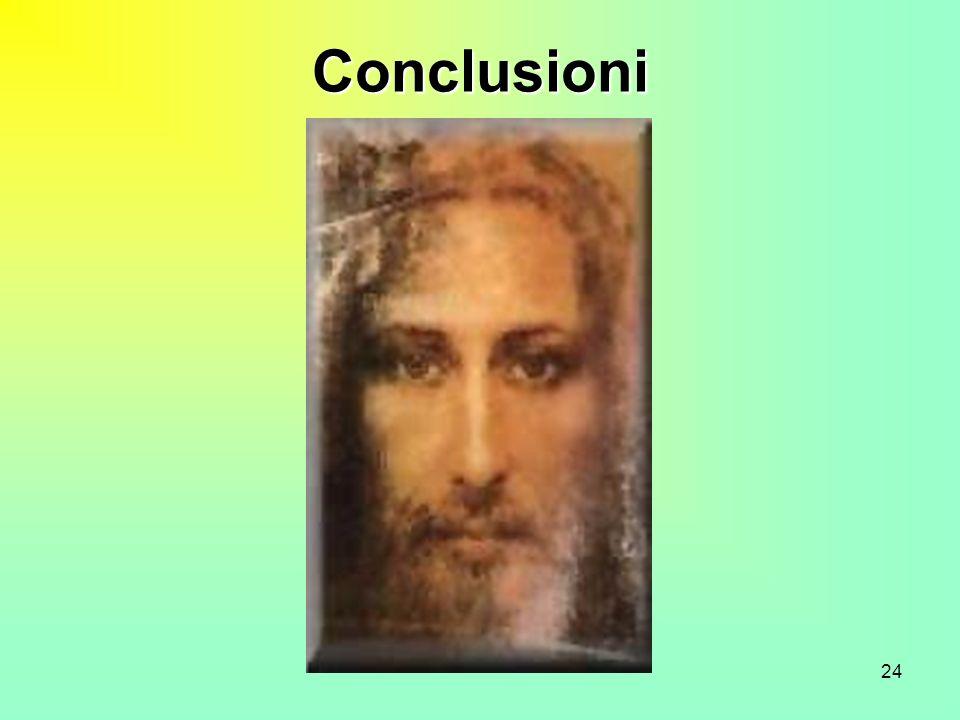 24 Conclusioni