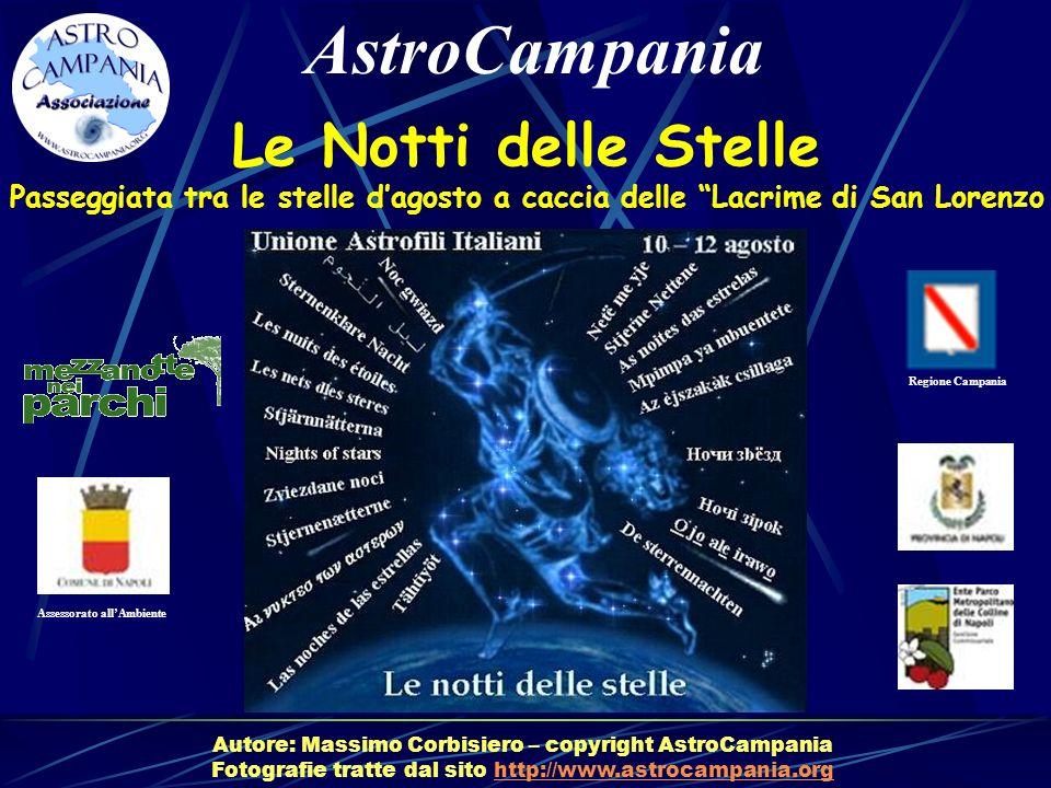 AstroCampania Autore: Massimo Corbisiero – copyright AstroCampania Fotografie tratte dal sito http://www.astrocampania.orghttp://www.astrocampania.org