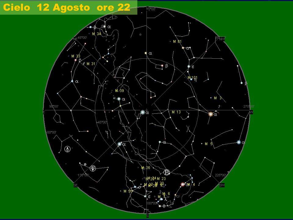Cielo 12 Agosto ore 22