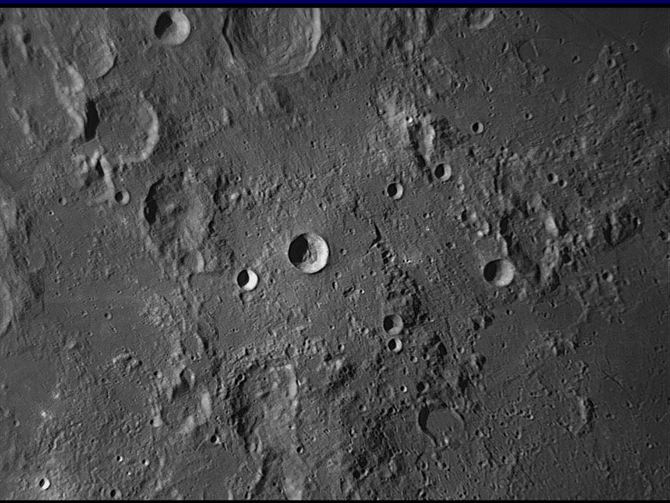 Esempi di crateri semplici