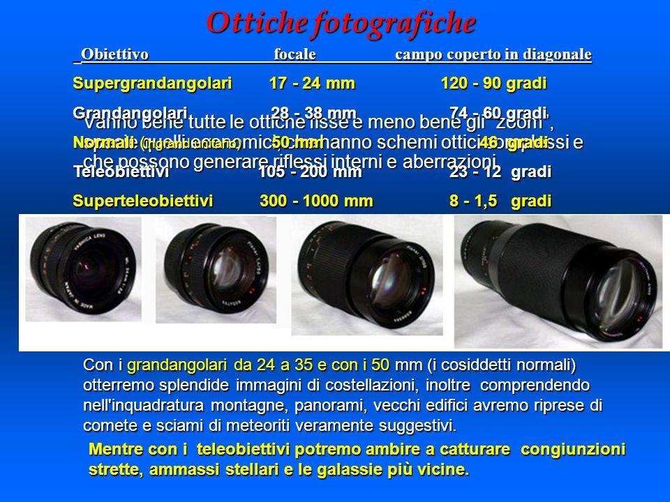 Tabella magnitudine limite Diametro obiettivo cm Magnitudine limite 2,5 (50mm f2) 7,8 5 (200mm f4) 12,8 6 13,2 8 13,8 10 (Mto1000 f10) 14,3