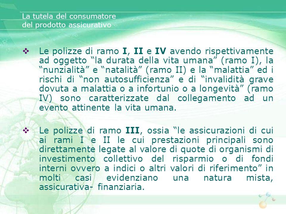 La tutela del consumatore del prodotto assicurativo Case study Provvedimento AGCM n.