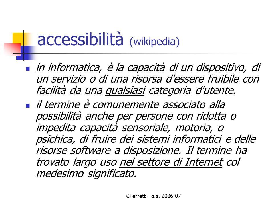 V.Ferretti a.s.