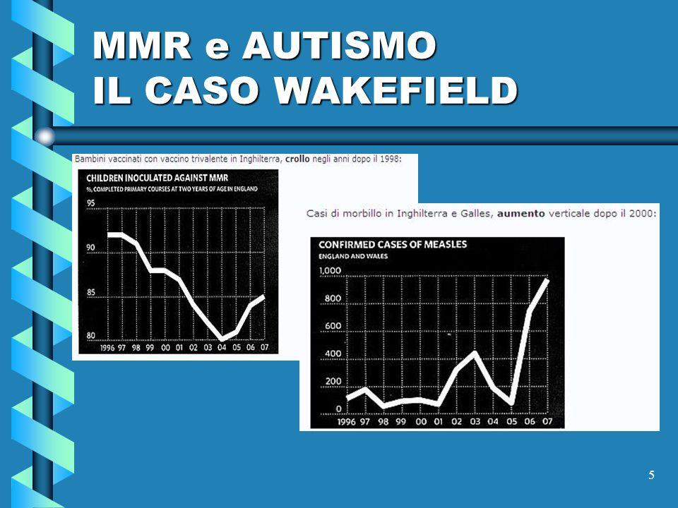 5 MMR e AUTISMO IL CASO WAKEFIELD