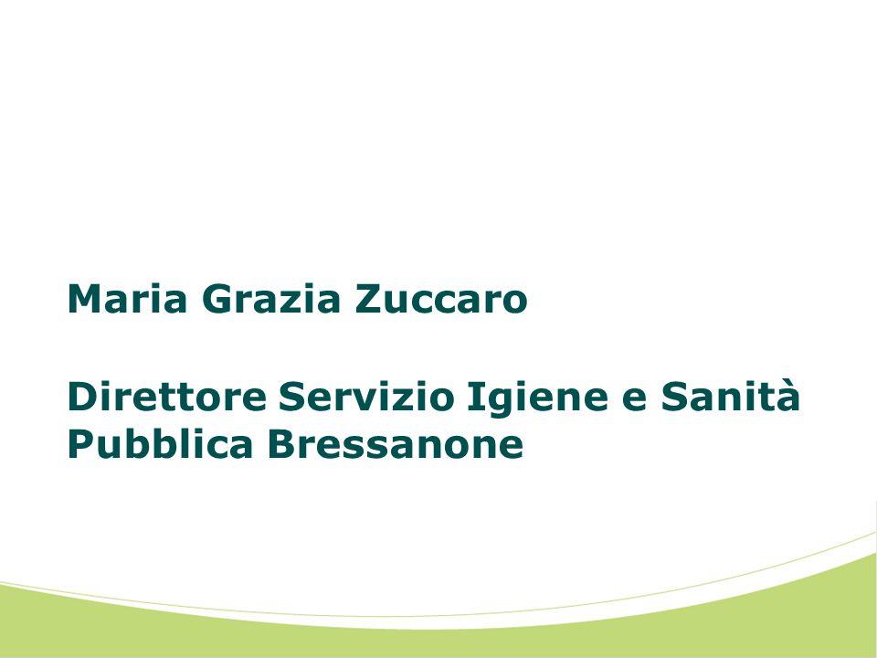 Direttore Servizio Igiene e Sanità Pubblica Bressanone