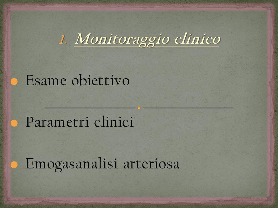 ESAME OBIETTIVO 1.Stato neurologico (Scala di Kelly) 2.