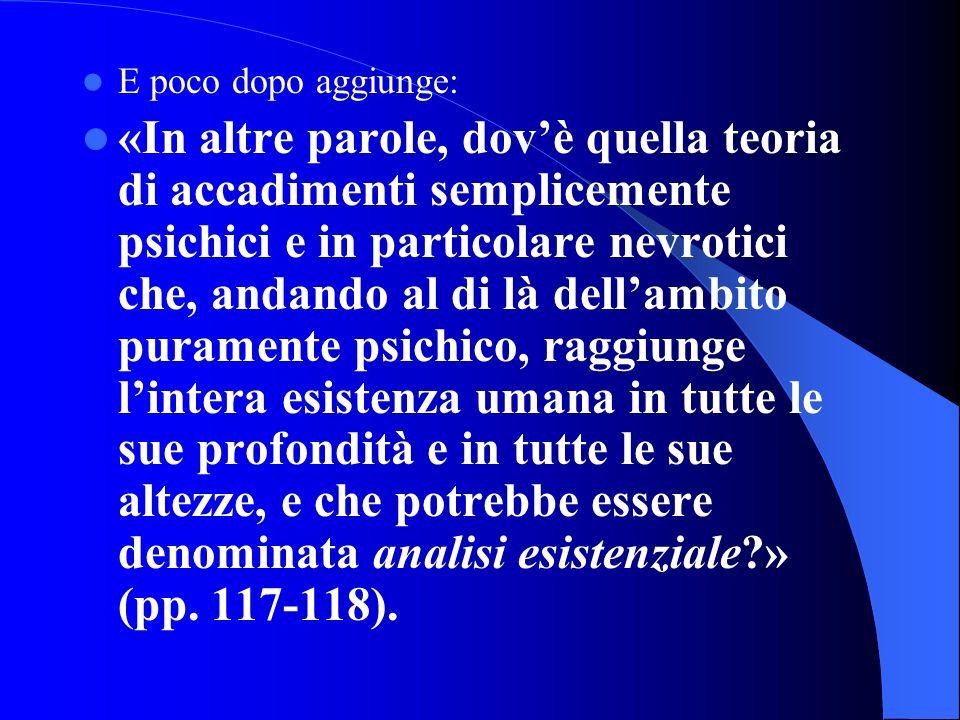 Critica ad ogni riduzionismo Biologismo Psicologismo Sociologismo Spiritualismo PAN-DETERMINISMO NICHILISMO