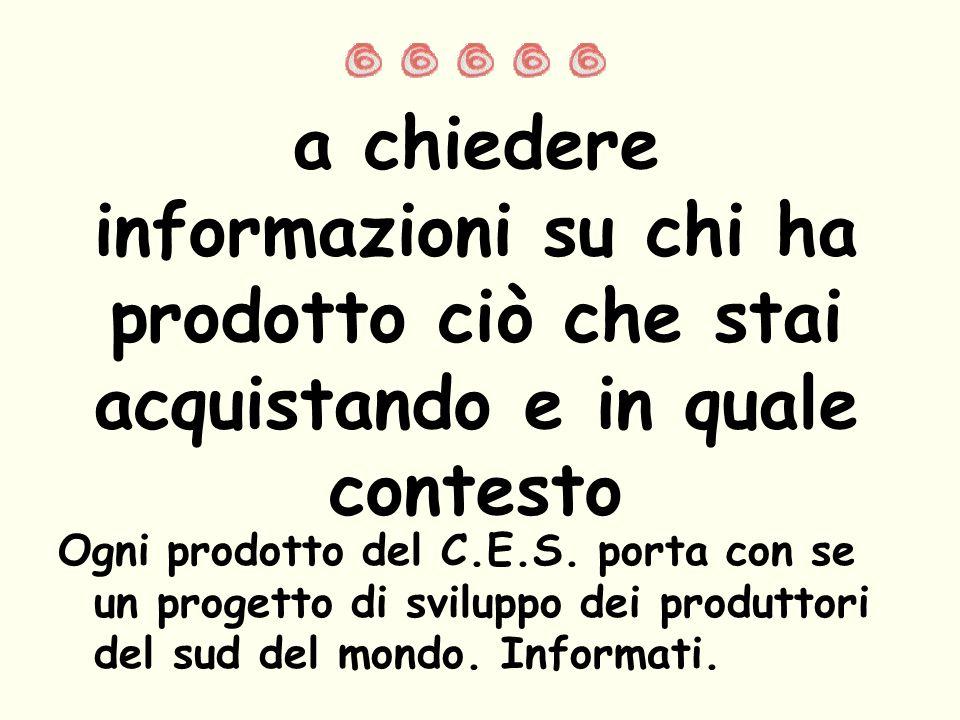 Bottega del Mondo di Urbino Commercio Equo e Solidale Coop.