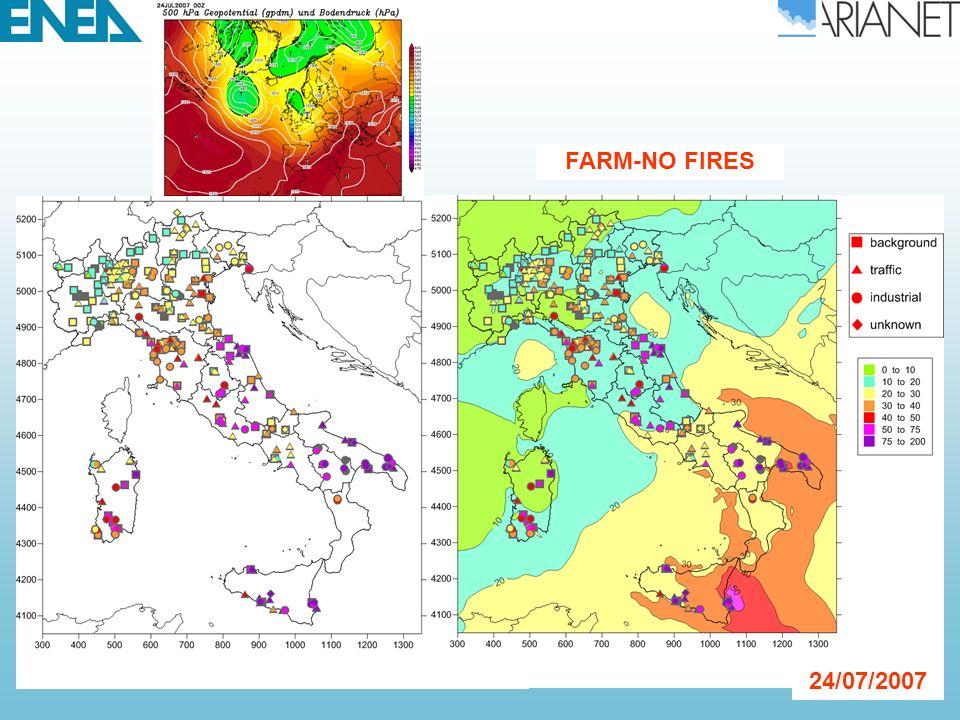 FARM-NO FIRES 24/07/2007