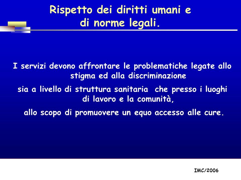 Part A/Module A1/Session 2 Rispetto dei diritti umani e di norme legali.