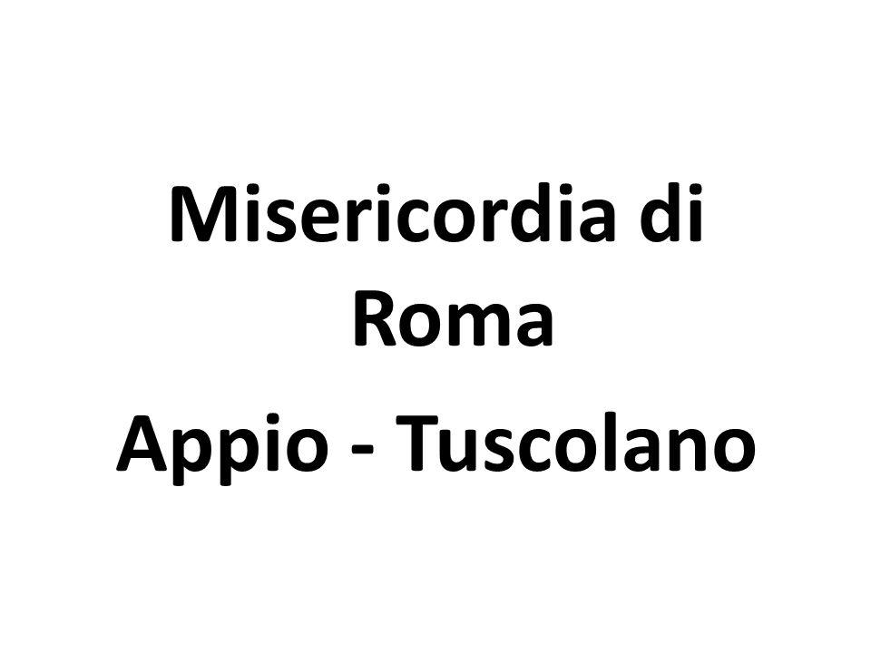 Misericordia di Roma Appio - Tuscolano