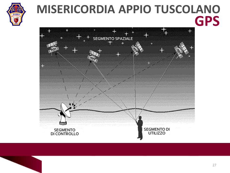 CORSO DI PROTEZIONE CIVILE CARTOGRAFIA E a. bartolucci GPS MISERICORDIA APPIO TUSCOLANO 27