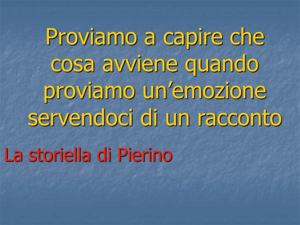Cosa è capitato a Pierino.