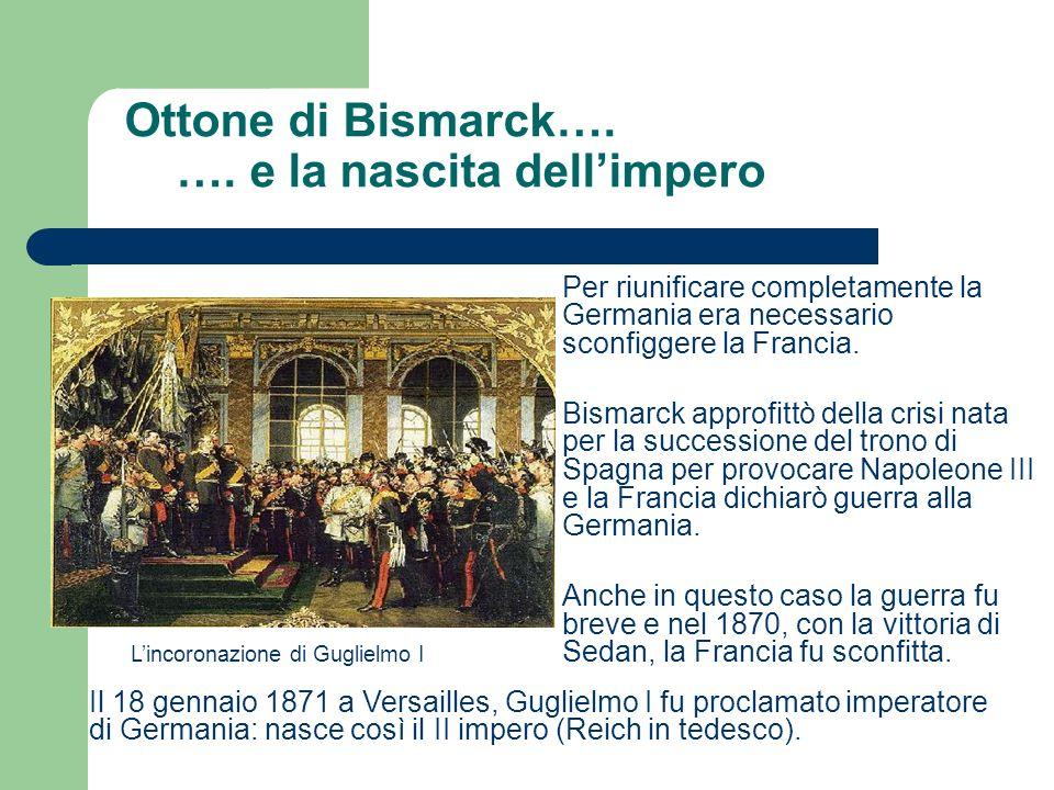 Ottone di Bismarck….….