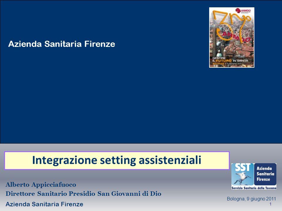 Azienda Sanitaria Firenze 2 1.