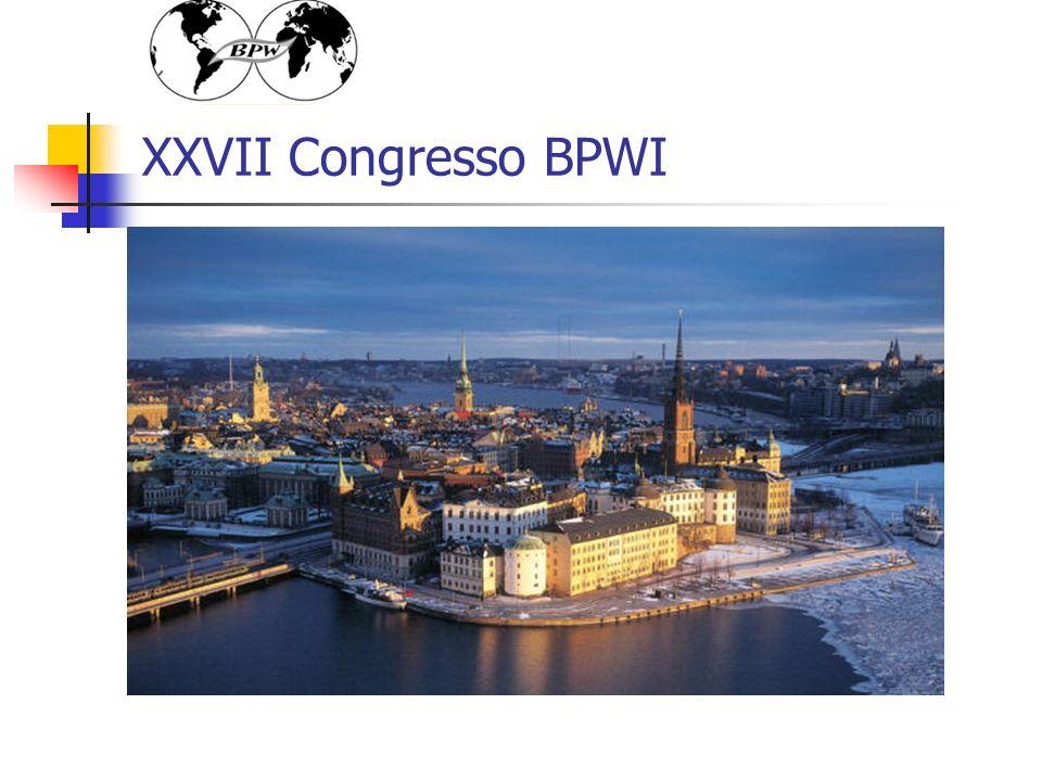 XXVII Congresso BPWI