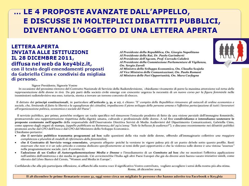 17 Articolo 4 Qualità dellinformazione (il relatore) 1.