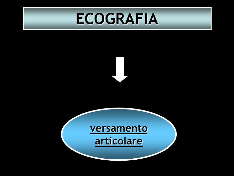 versamentoarticolare ECOGRAFIA