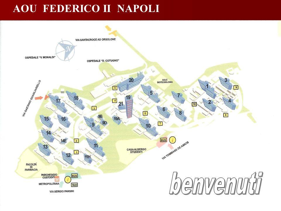 AOU FEDERICO II NAPOLI