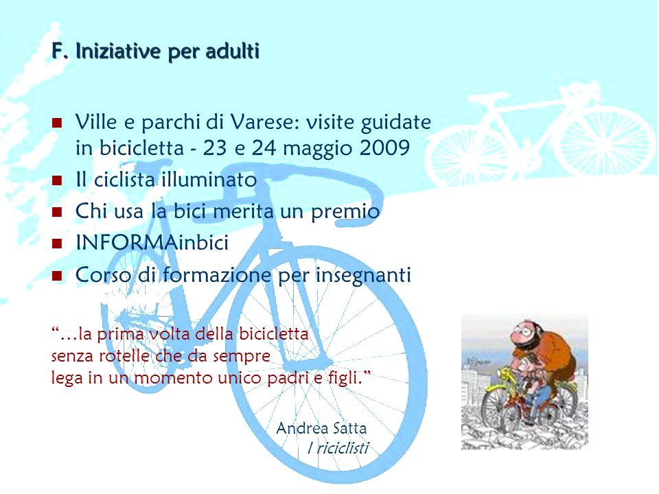 …la prima volta della bicicletta senza rotelle che da sempre lega in un momento unico padri e figli.
