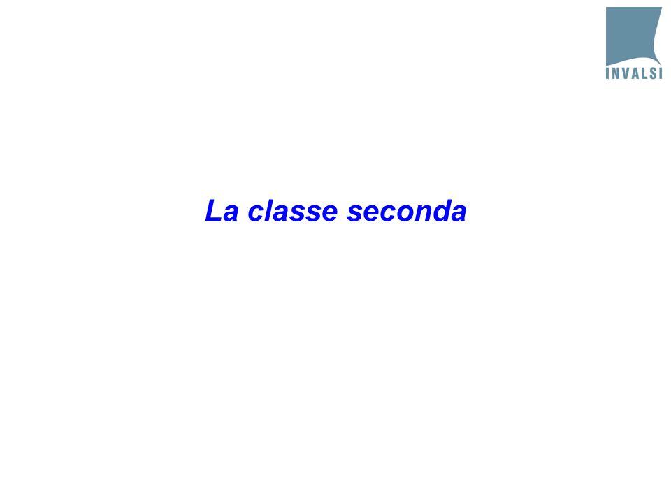La classe seconda