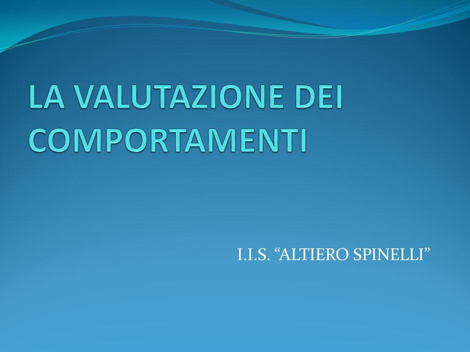 I.I.S. ALTIERO SPINELLI