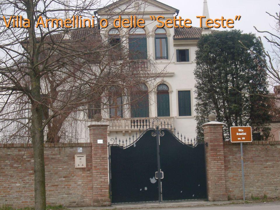 Villa Armellini o delle Sette Teste