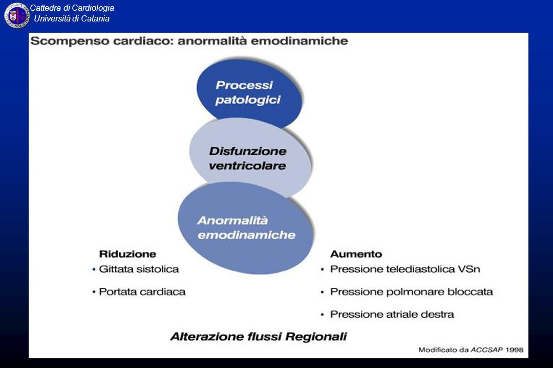 Cattedra di Cardiologia Università di Catania