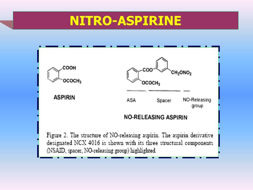 NITRO-ASPIRINE
